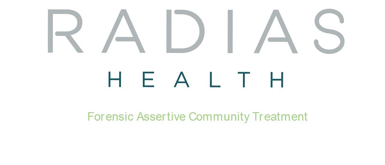 Forensic Assertive Community Treatment Team