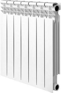 Алюминиевый радиатор ASB