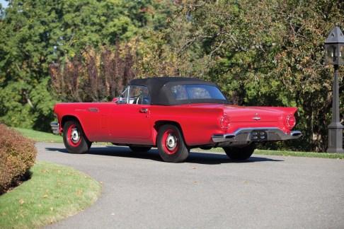 1957 Ford Thunderbird 'F-Bird' Convertible - 4
