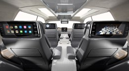 Lincoln Navigator Concept connectivity
