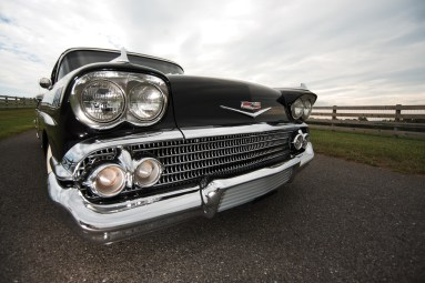 1958 Chevrolet Bel Air Impala Sport Coupe - 12