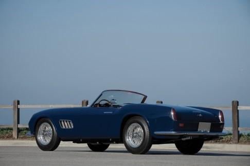 1959 Ferrari 250 GT California Spider LWB 1487GT - 12