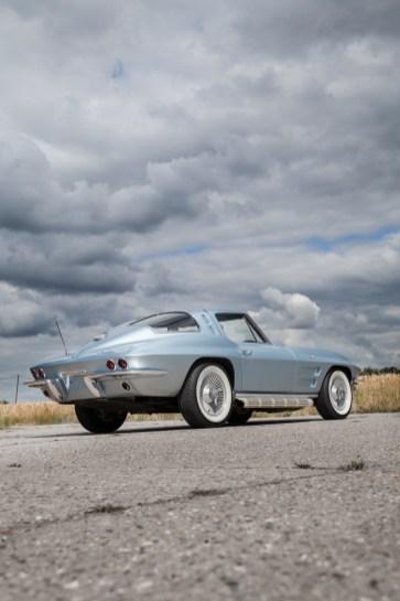1963 Chevrolet Corvette Sting Ray Split-Window Coupé - 21