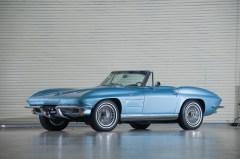 1964 Corvette Sting Ray Convertible - 2