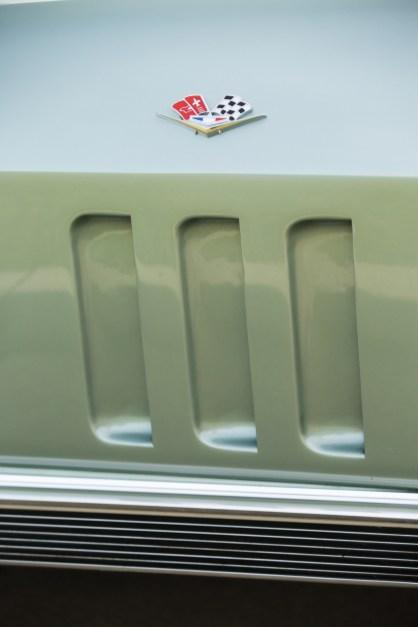 1966 Chevrolet Corvette Sting Ray 327-300 Convertible - 7