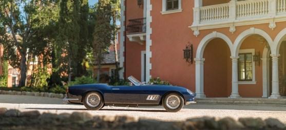 @Ferrari 250 GT LWB Spider California-1055 - 15