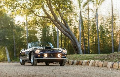 @Ferrari 250 GT LWB Spider California-1055 - 33