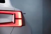 Volvo Concept 40.2 detail