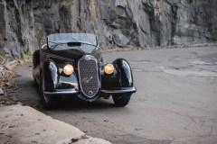 1939 Alfa Romeo 8C 2900B Lungo Spider - 17