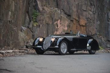 1939 Alfa Romeo 8C 2900B Lungo Spider - 27