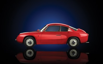 1958 Fiat-Abarth 750 GT 'Double Bubble' Coupé by Zagato - 4