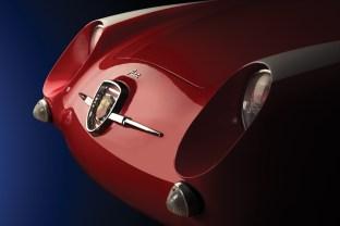 1958 Fiat-Abarth 750 GT 'Double Bubble' Coupé by Zagato - 8