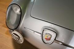 1958 Fiat-Abarth 750 GT 'Dubble Bubble' by Zagato - 14