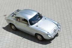 1958 Fiat-Abarth 750 GT 'Dubble Bubble' by Zagato - 26