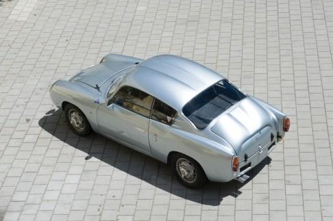 1958 Fiat-Abarth 750 GT 'Dubble Bubble' by Zagato - 27
