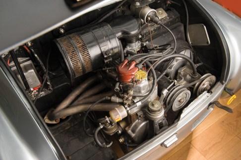 1958 Fiat-Abarth 750 GT 'Dubble Bubble' by Zagato - 7