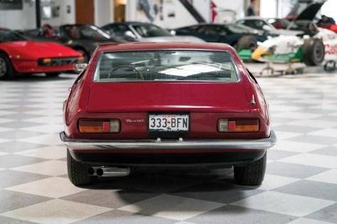 1968 Maserati Ghibli 4.7 Coupe by Ghia - 13