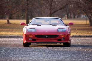 1995 Ferrari F512 M - 13