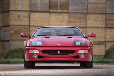 1995 Ferrari F512 M-2 - 18