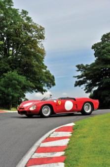 Ferrari 268 SP - 16