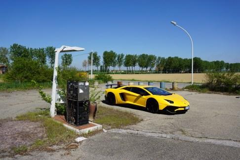 Lamborghini Aventador SV - 12