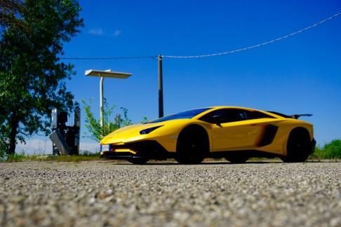 Lamborghini Aventador SV - 14