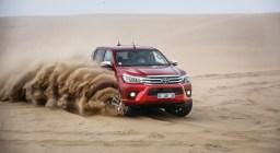 Toyota Hilux Afrika - 4