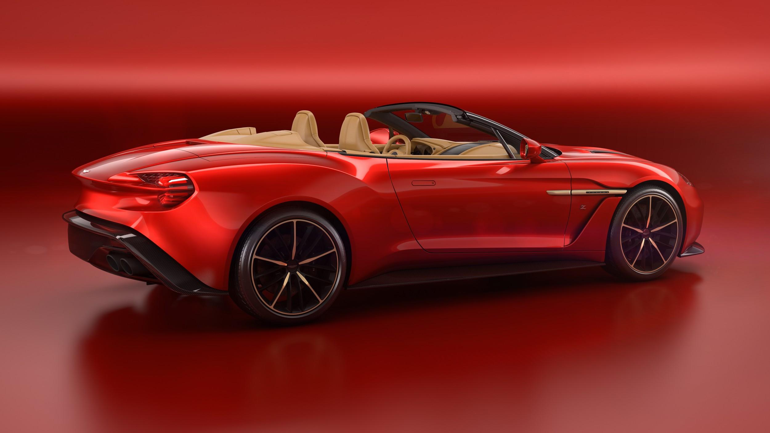 Aston Martin Mit Zagato Radicalmag