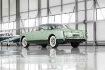 1953 Chrysler Special Coupe by Ghia - 3