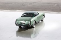 1953 Chrysler Special Coupe by Ghia - 7