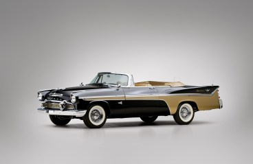 1956 DeSoto Fireflite Adventurer Convertible Coupe Design Study - 10