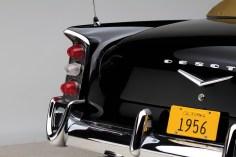 1956 DeSoto Fireflite Adventurer Convertible Coupe Design Study - 2