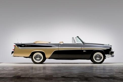 1956 DeSoto Fireflite Adventurer Convertible Coupe Design Study - 9