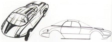1957_vignale_fiat-abarth_750_coupe_michelotti_design-sketch