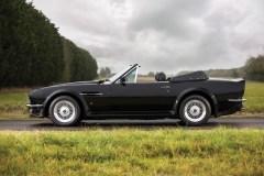 1989 Aston Martin V8 Vantage Volante - 2