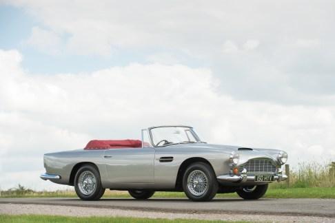 @1963 Aston Martin DB4 Series V Convertible - 19