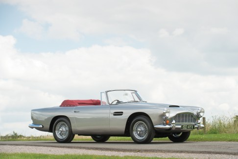 @1963 Aston Martin DB4 Series V Convertible - 19