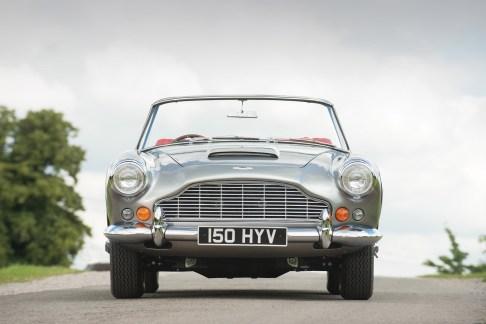 @1963 Aston Martin DB4 Series V Convertible - 20