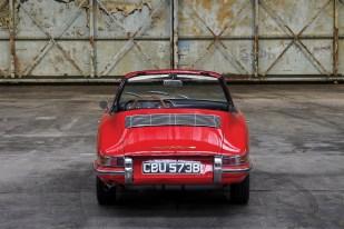 @1964 Porsche 901 Cabriolet Prototyp Karmann - 6