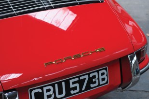 @1964 Porsche 901 Cabriolet Prototyp Karmann - 7