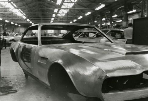 Aston Martin V8 historic - 21