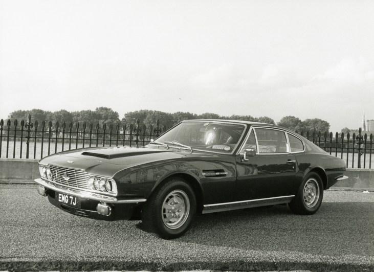 Aston Martin V8 historic - 22