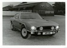 Aston Martin V8 historic - 25
