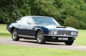 Aston Martin V8 historic - 37