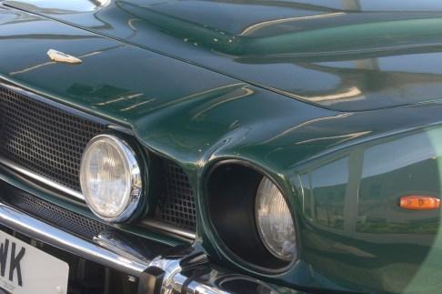 Aston Martin V8 historic - 4