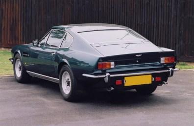 Aston Martin V8 historic - 40