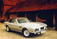 Aston Martin V8 historic - 50