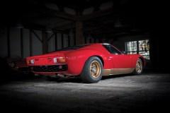 1971 Lamborghini Miura P400 SV by Bertone-4946 - 6