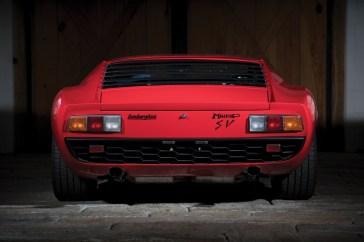 1971 Lamborghini Miura P400 SV by Bertone-4946 - 8