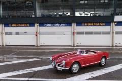 @1957 Alfa Romeo Giulietta 750G Spider Competizione 'Sebring' - 12